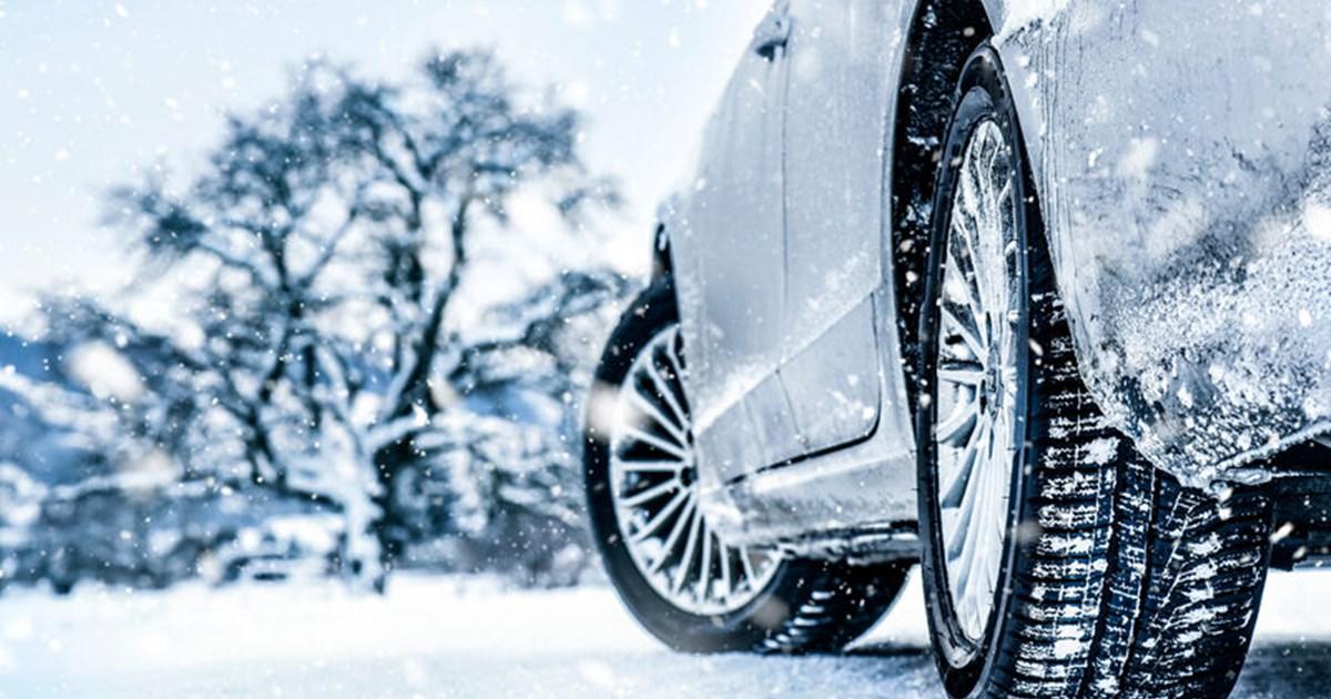 Winterkompletträder für bestes Fahrverhalten bei Schnee